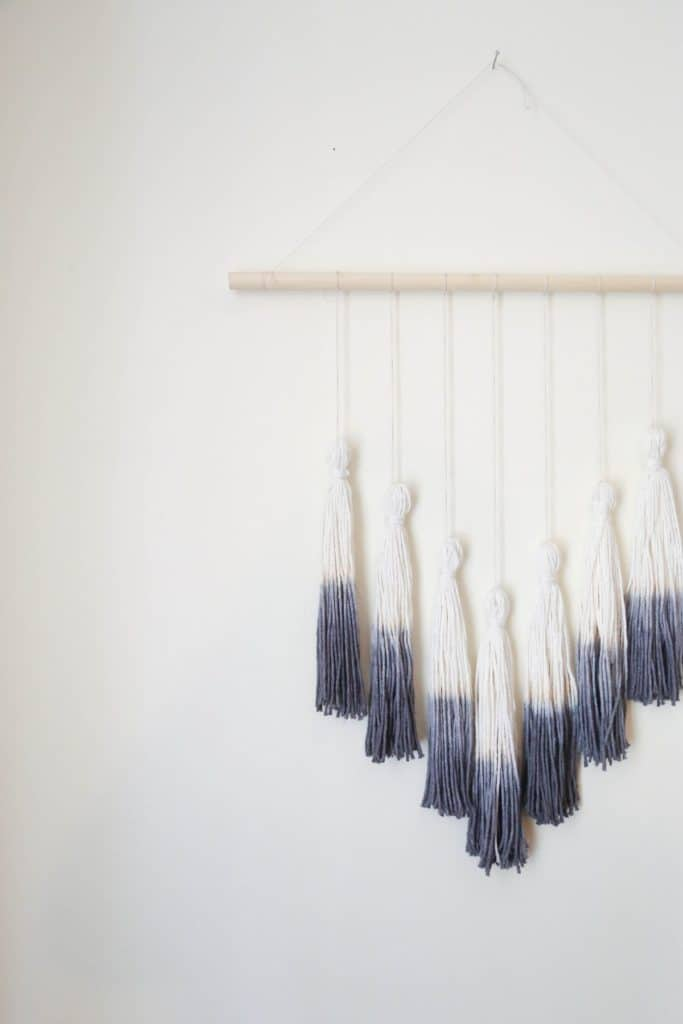 This Ombre Wall hanging is simply amazing!