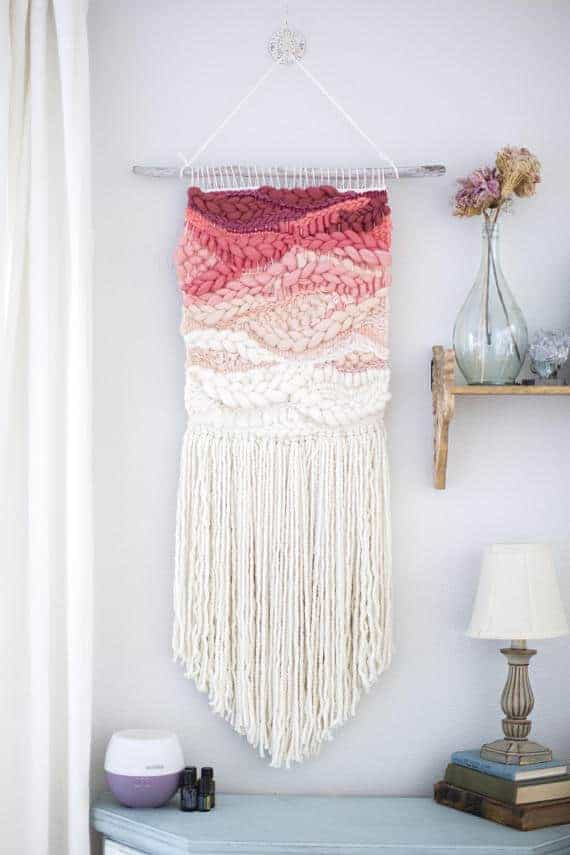 Ombre Wall Hanging Wow Look At These Beauties