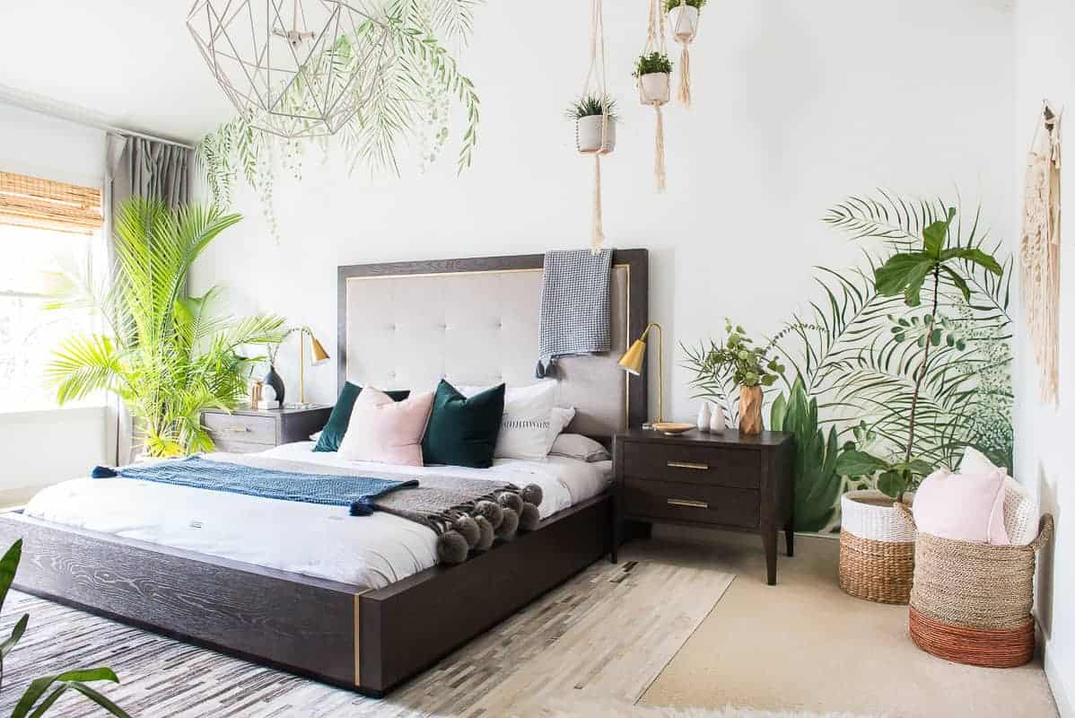 BEDROOM REFRESH WITH BASSETT\'S NEW MODERN Collection - PLACE OF MY TASTE
