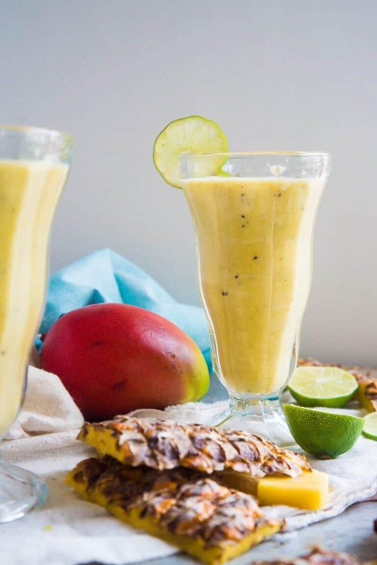 Fresh Mango Smoothie recipe