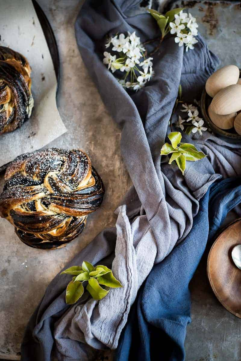 CHOCOLATE CHALLAH BREAD RECIPE