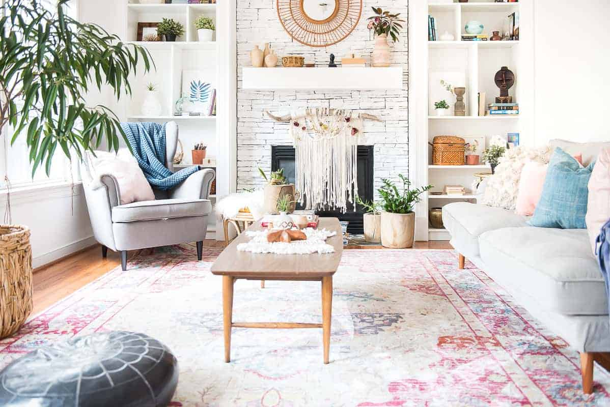Spring Home Decor Tour Hometour Springdecor Springtour