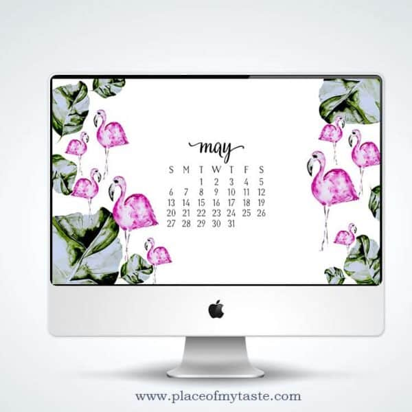 FREE DESKTOP WALLPAPER-MAY