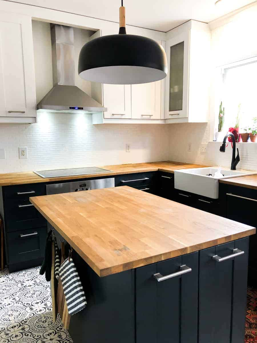 Butcher Block Style Kitchen Counter : SEALING BUTCHER BLOCK COUNTERTOPS - PLACE OF MY TASTE
