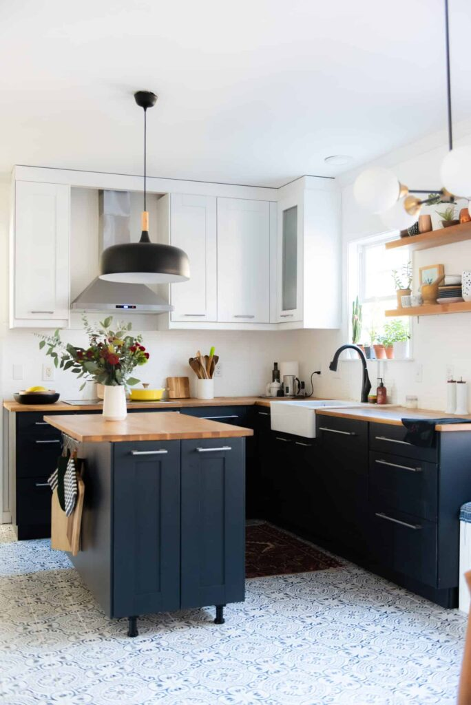 SEALING BUTCHER BLOCK COUNTERTOPS - PLACE OF MY TASTE