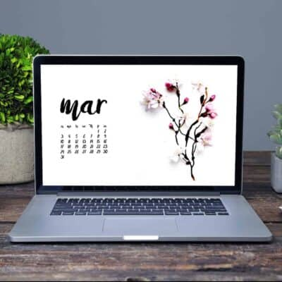 FREE DESKTOP SCREENSAVER – MARCH