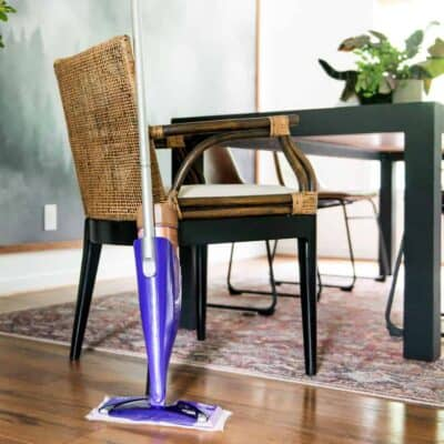 SWIFFER WET JET WOOD – AN EASY WAY TO KEEP YOUR FLOORS CLEAN