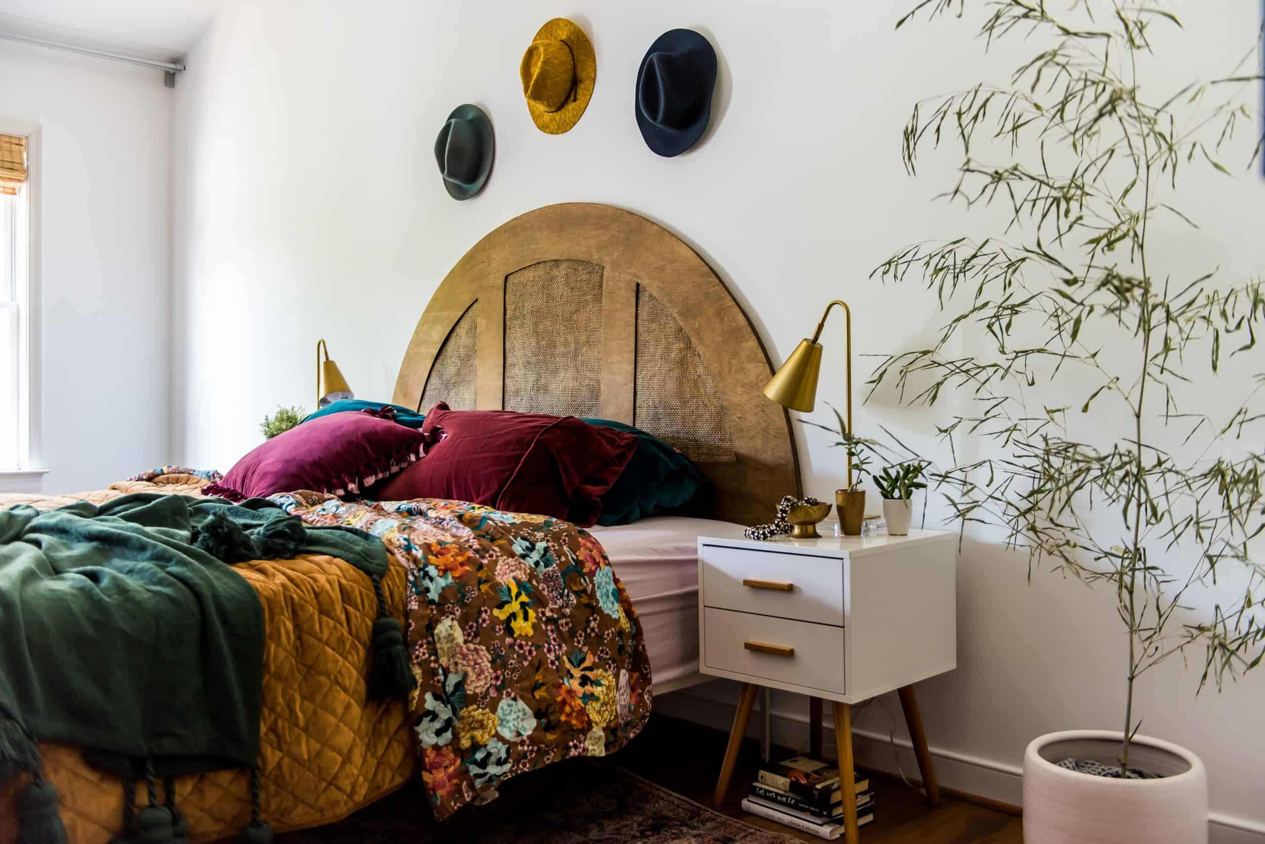 Picture of: Arch Headboard Diy Place Of My Taste