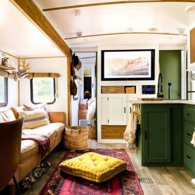 CAMPER RENOVATION DIY