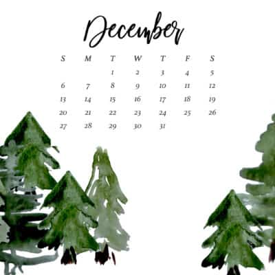 FREE DESKTOP SCREENSAVER- DECEMBER