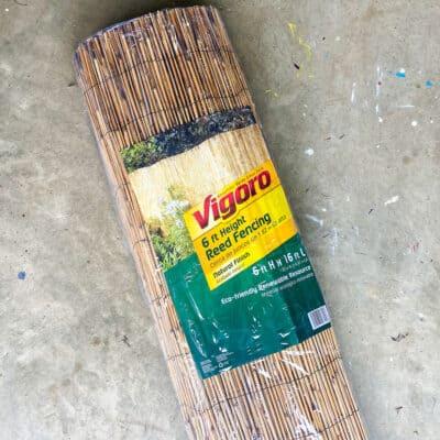 DIY BAMBOO SHADES for a CAMPER