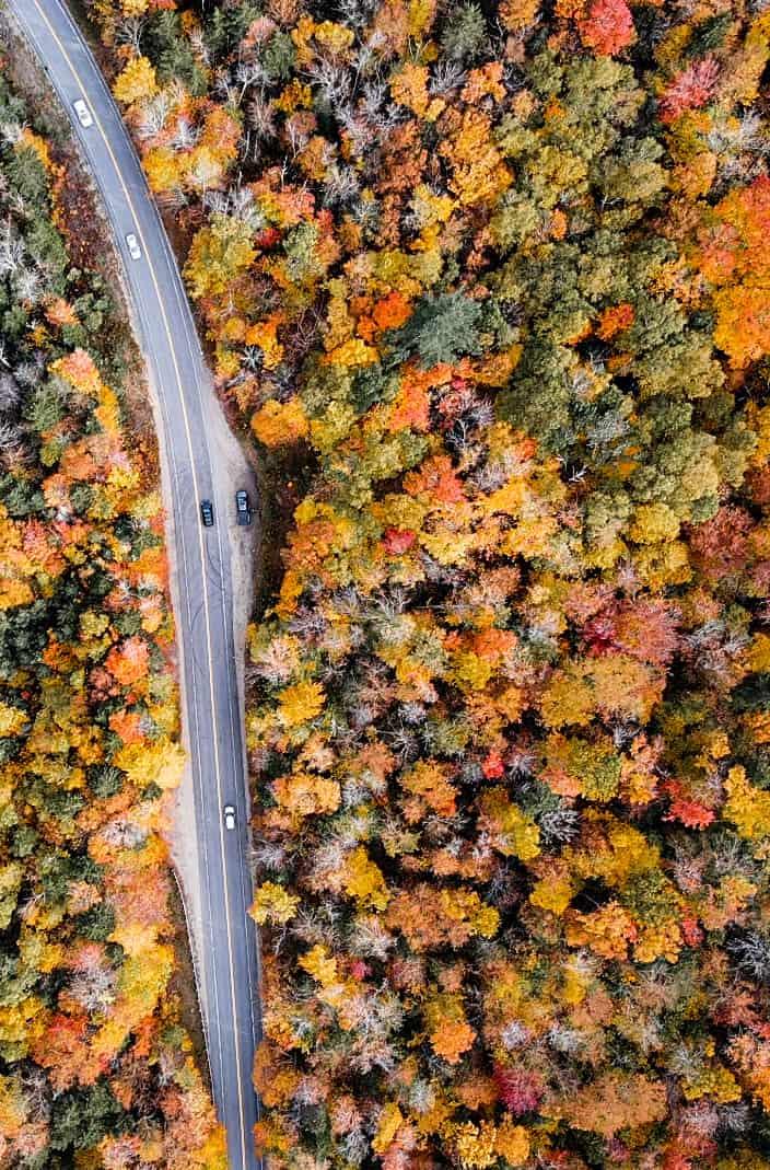 NEW ENGLAND FALL ROAD TRIP